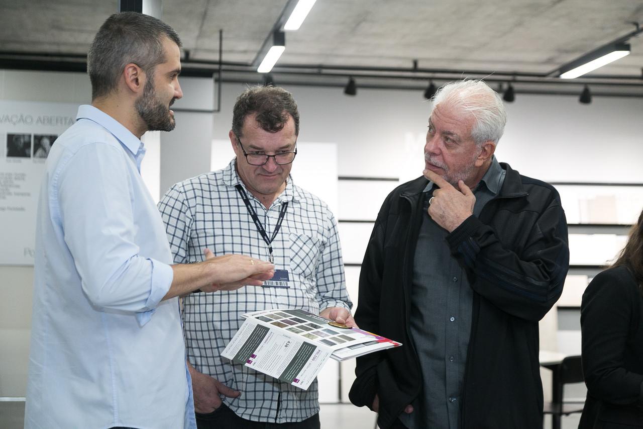 Eduardo Scoz gerente de arquitetura e branding da Portobello conversa com Antonio Bernardo Easy Resize com