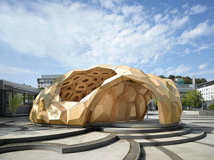ICDITKE Research Pavilion