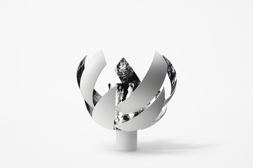 Tokyo Olympic Cauldron Hiroshi Iwasaki