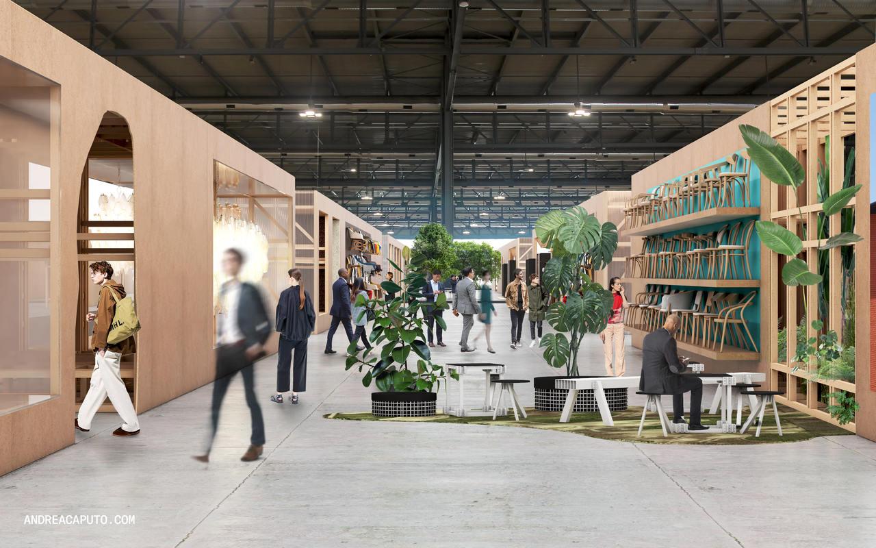 supersalone exhibition design Easy Resize com