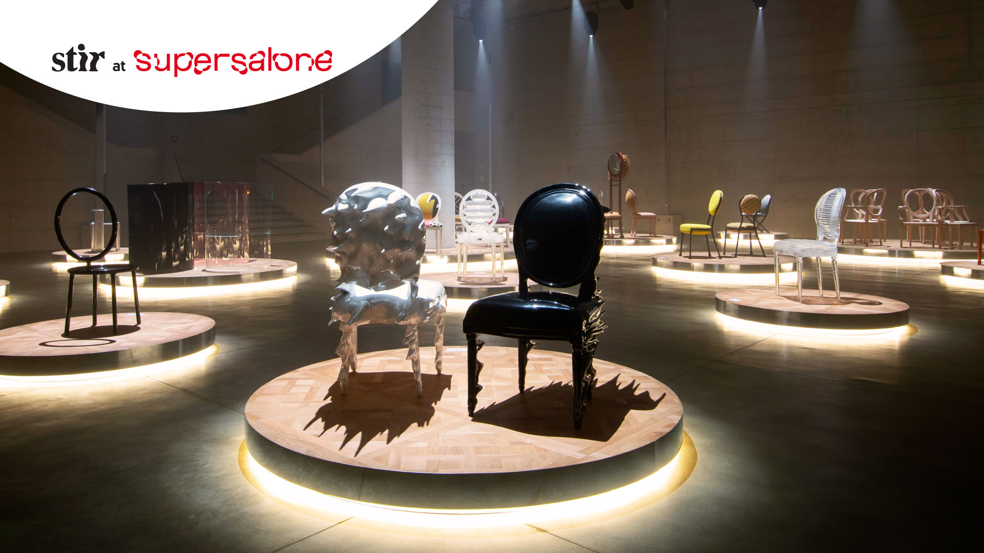 iconic dior medallion chair reimagined by artists and designers at supersalone the dior medallion chair reimagined at milan design week stirworld